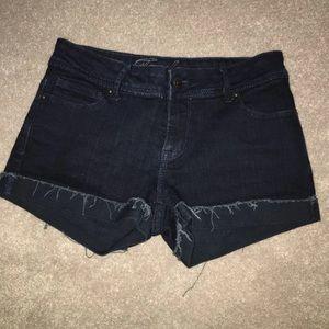 dELiA*s Taylor Cutoff Jean Shorts